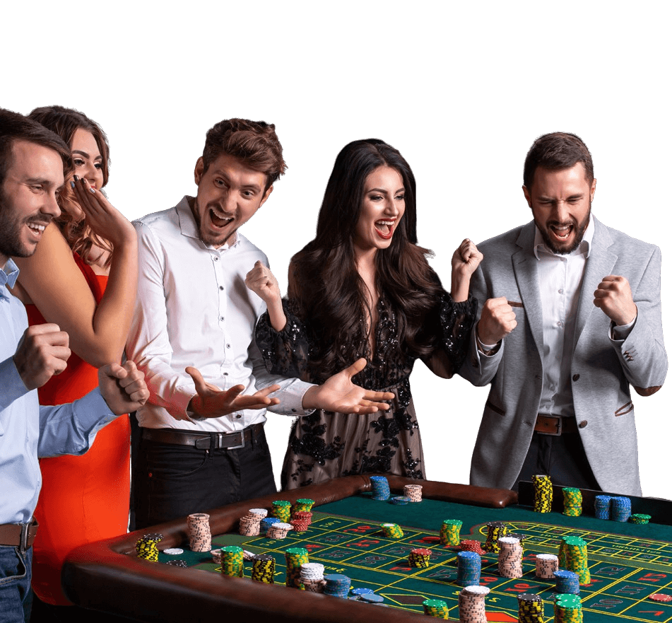 casino event for fundraiser