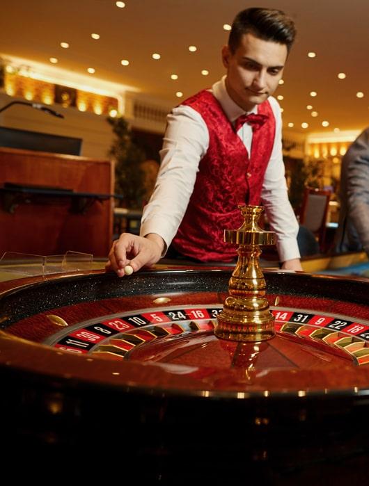 casino fundraising party