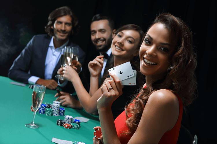 casino party planner