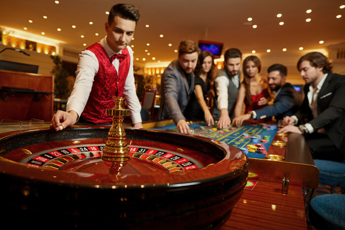 roulette table rentals