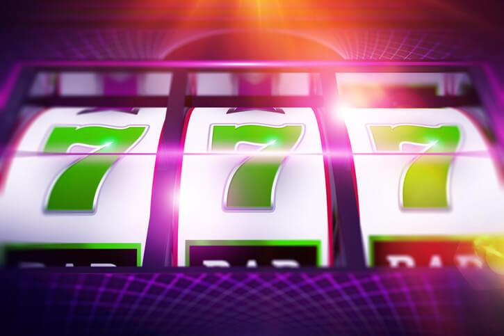 slot machine rentals